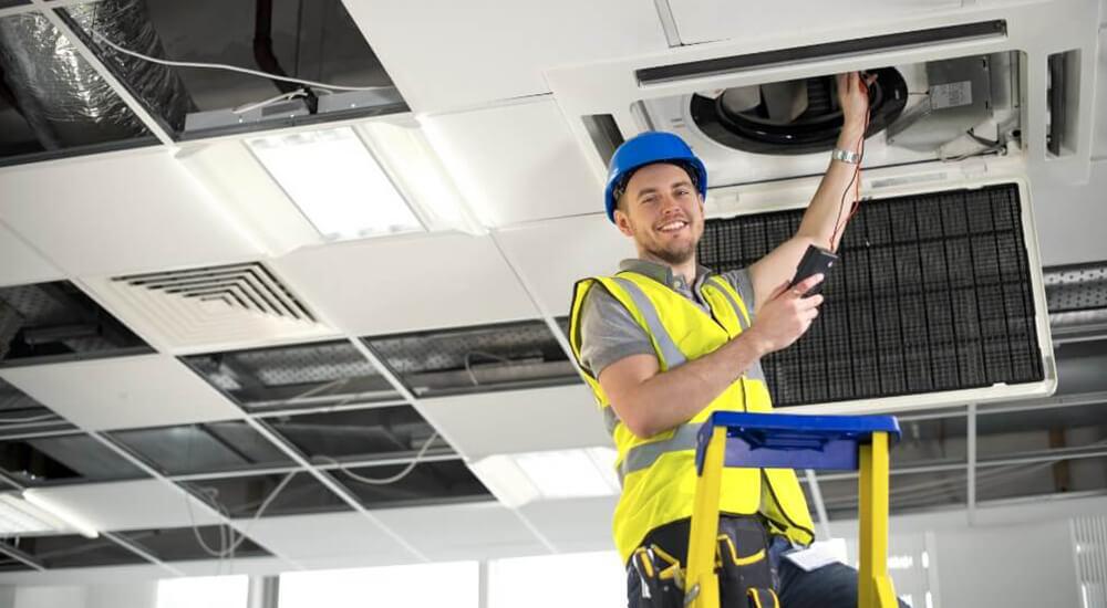 building service jobs scotland