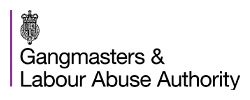 gangmasters and labour abuse authority logo