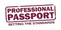 peofessional passport logo